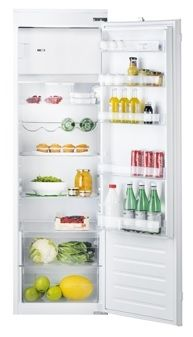 Hotpoint 177cm Tall Integrated Icebox Fridge