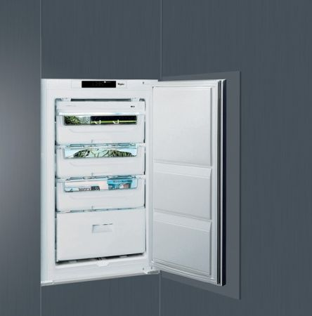 Whirlpool Built In Freezer