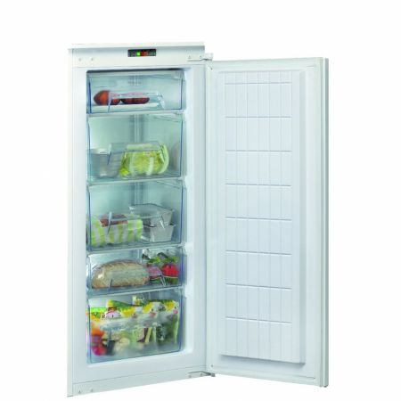 Hotpoint 122cm In Column Freezer
