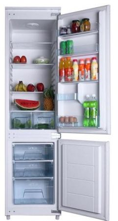 Iceking 70/30Split Integrated Fridge Freezer