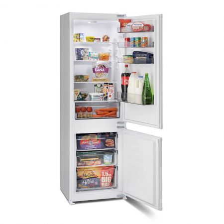 Montpellier Static Integrated 70/30 Fridge Freezer