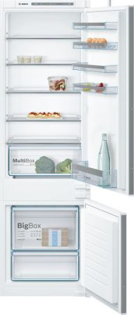 Bosch Serie 4 Built In Fridge Freezer