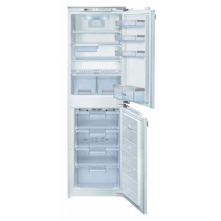 Bosch Logixx No Frost Built In Fridge Freezer