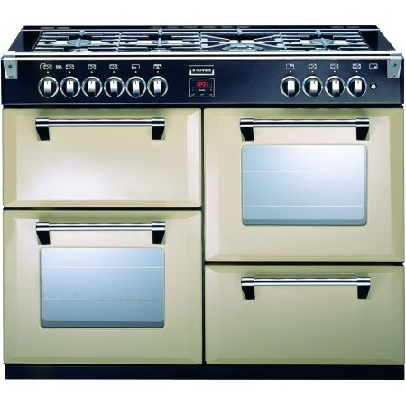 Stoves Richmond Champagne 110cm Gas Range Cooker