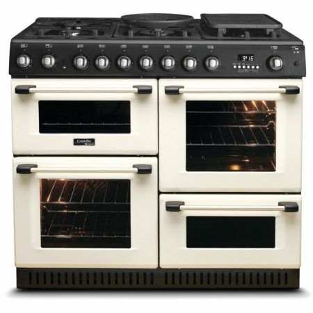 Cannon By Hotpoint Cream 100cm Gas Range Cooker