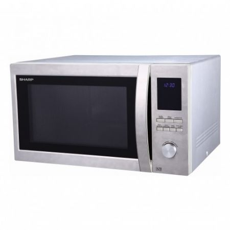 Sharp 42L Stainless Steel Combination Microwave