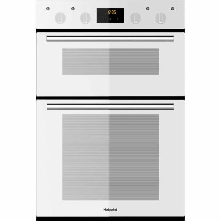 Hotpoint White Built In Electric Fan Oven