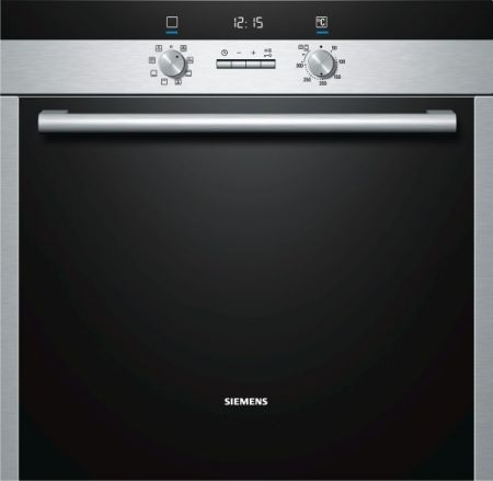 Siemens Stainless Steel Single Activeclean Multifunction Oven