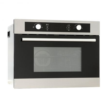 Montpellier Stainless Steel Built In Combination Microwave
