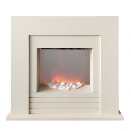 Focal Point Meon Led Electric Fire Complete Suite