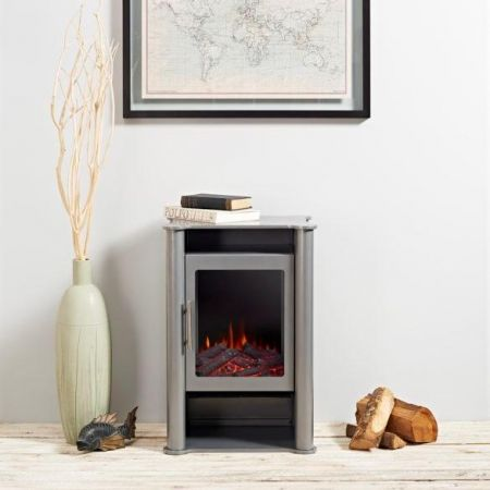 Focal Point Skalvik Led Freestanding Eletric Stove