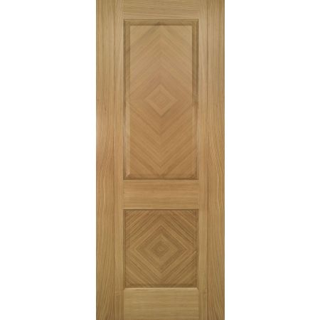 Kensington Prefinished Oak FSC Doors