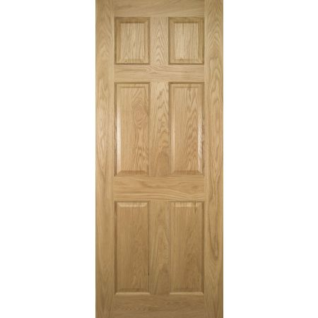 Oxford Prefinished Oak FD30 FSC Doors