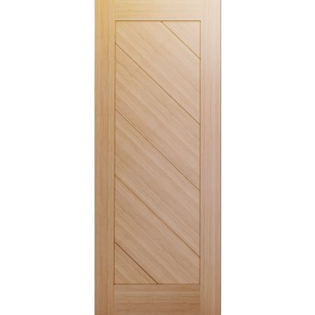Torino Prefinished Oak FD30 FSC Doors