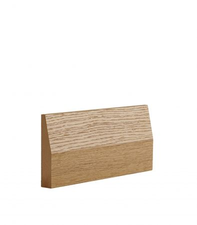 Oak Half Splayed Architrave - One Size