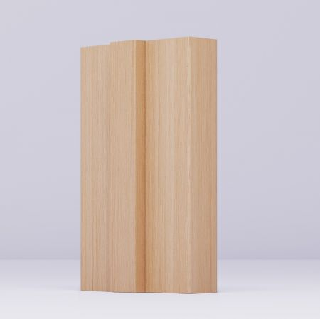 Frame Oak Removable Stop - 133*30