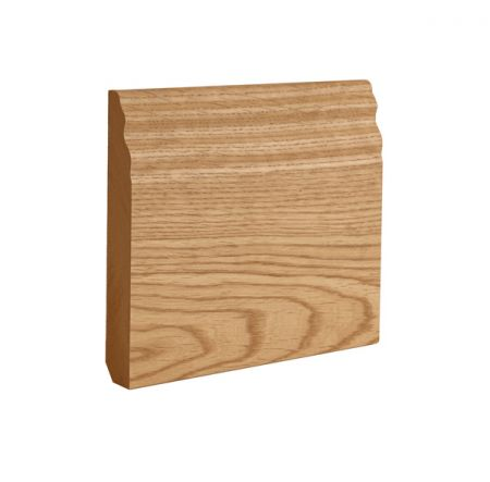 Oak Traditional Skirting - One Size