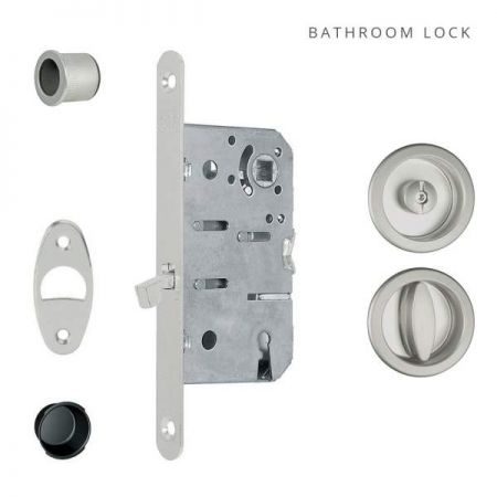 Pocket Door Soft Closer Kit 40Kg