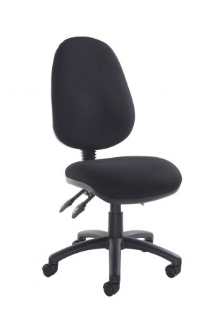 Vardy 200 3 Lever Asynchro Operators Chair With No Arms