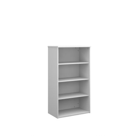 Universal Bookcase 1440mm High With 3 Shelves