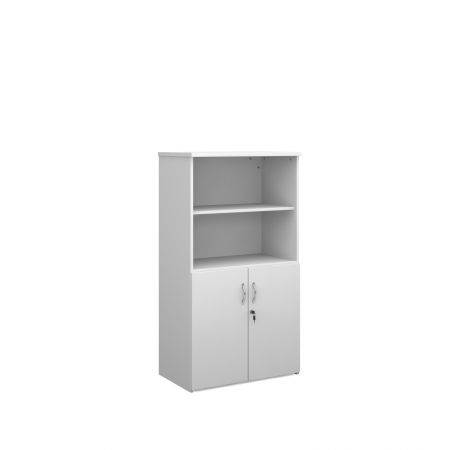 Universal Combination Unit With Open Top 1440mm High With 3 Shelves