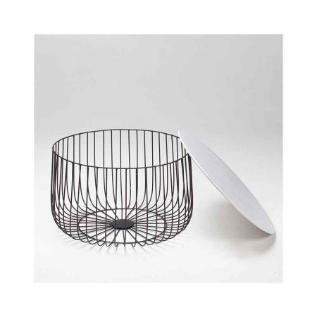 Enna Large Cage Table Top Frame