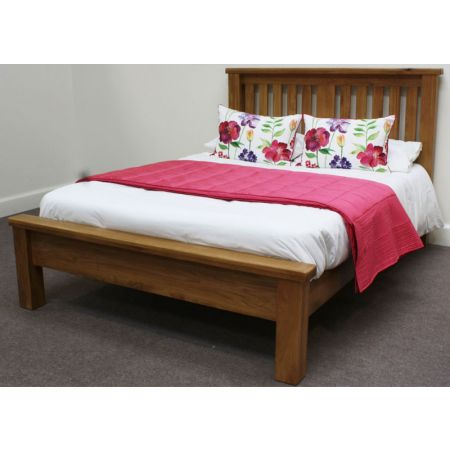 Dominic Low Foot End Bed