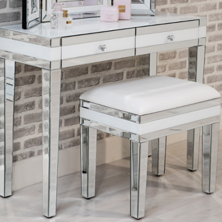 Grayson Dressing Table Stool