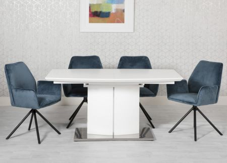 Taylor Extending Dining Table 1600mm-2200mm