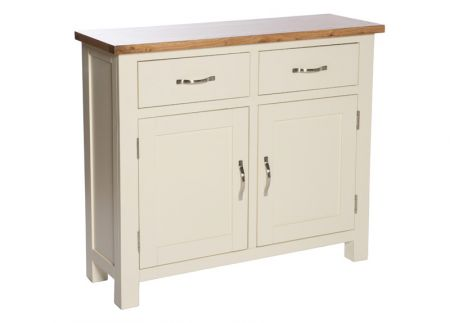 Victoria Small Sideboard – Ivory