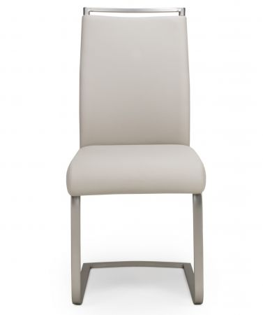 Allison Dining Chair Taupe x Set of 2