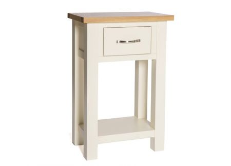 Victoria Console Table – Ivory