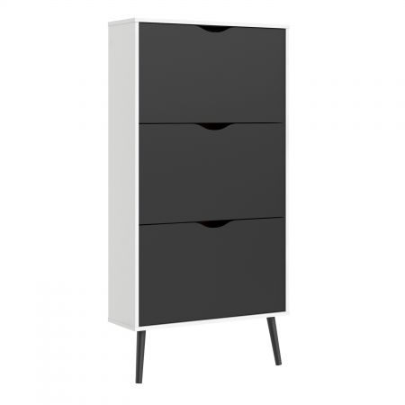 Vindict Shoe Cabinet 3 Drawers