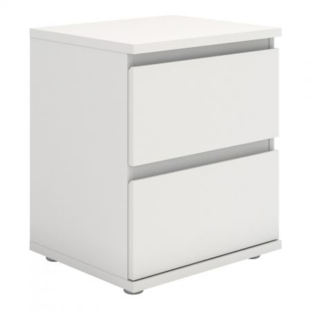 Sianna Bedside 2 Drawer