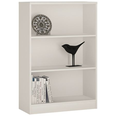 Logi Medium Wide Bookcase