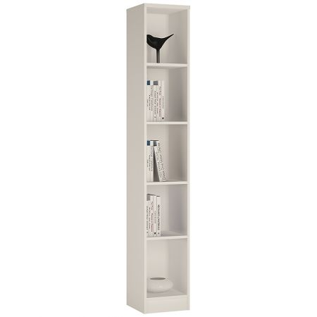 Logi Tall Narrow Bookcase