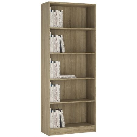 Logi Tall Wide Bookcase