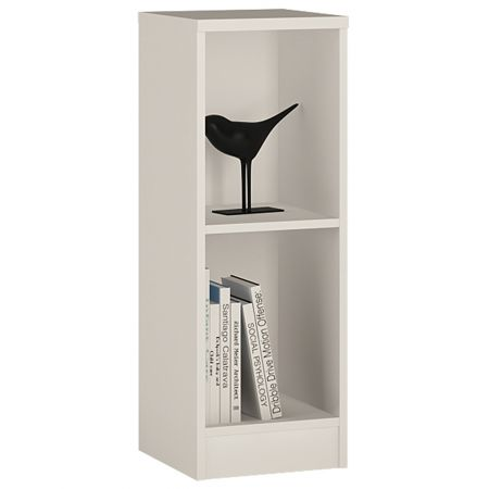 Logi Low Narrow Bookcase
