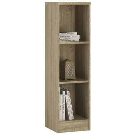 Logi Medium Narrow Bookcase