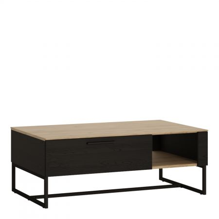Siannana Coffee Table - 1 Drawer 1 Shelf