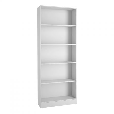 Trident Tall Wide Bookcase (4 Shelves)