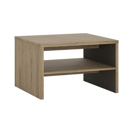 Shores Coffee Table With Shelf