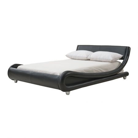 Galaxy  Bed Black