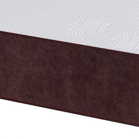 Barnet 150mm Reflex Foam 50mm Memory Foam 50mm GelFlex Temperature Sensitive Hypoallergenic Mattress