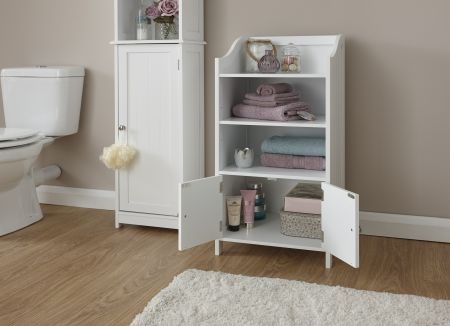 Cardinal 2 Door Delling Cupboard