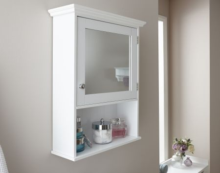 Cardinal Mirrored Cabinet