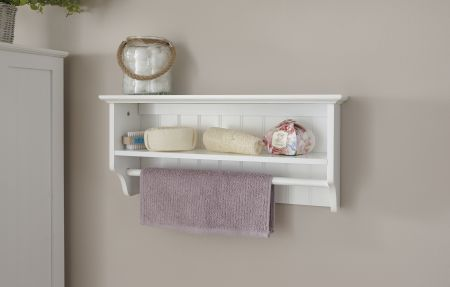 Cardinal Towel Rail Shelf