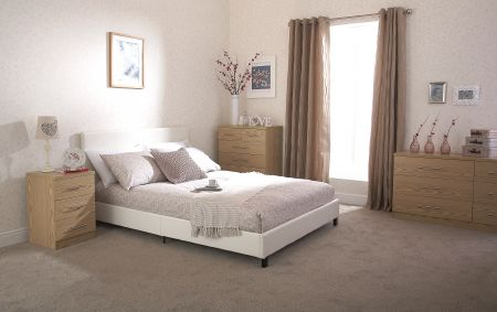 Bed In A Box - Leather Bed