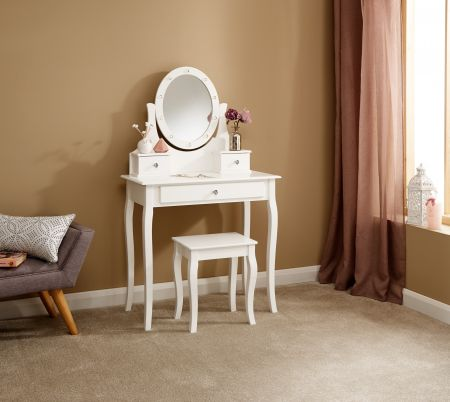Grafin Led Dressing Table