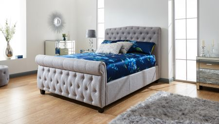 Luccan Side Lift Ottoman Bed